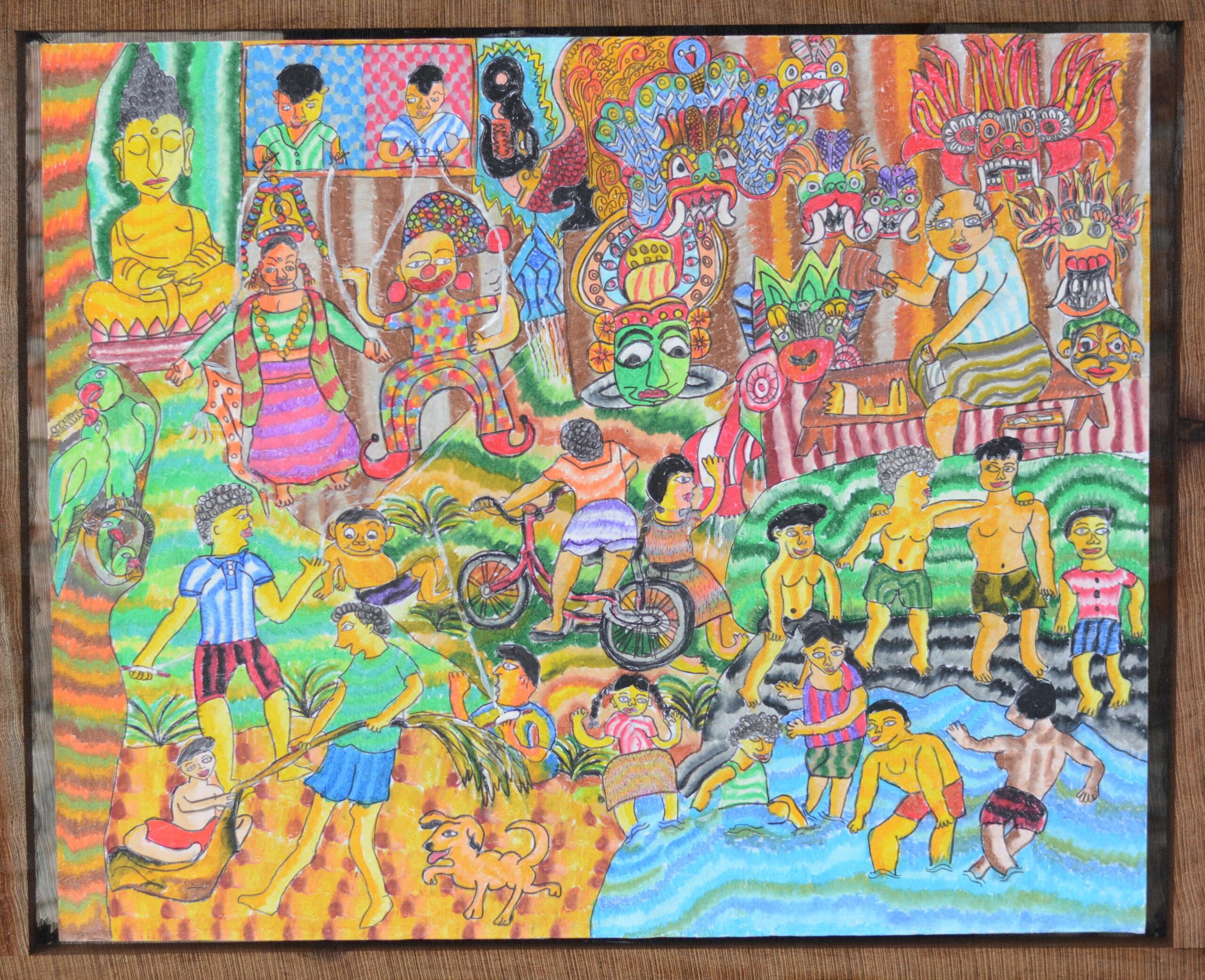Ambalangoda, my place of origin!_T. W. Anuga Vihas Wijerathne