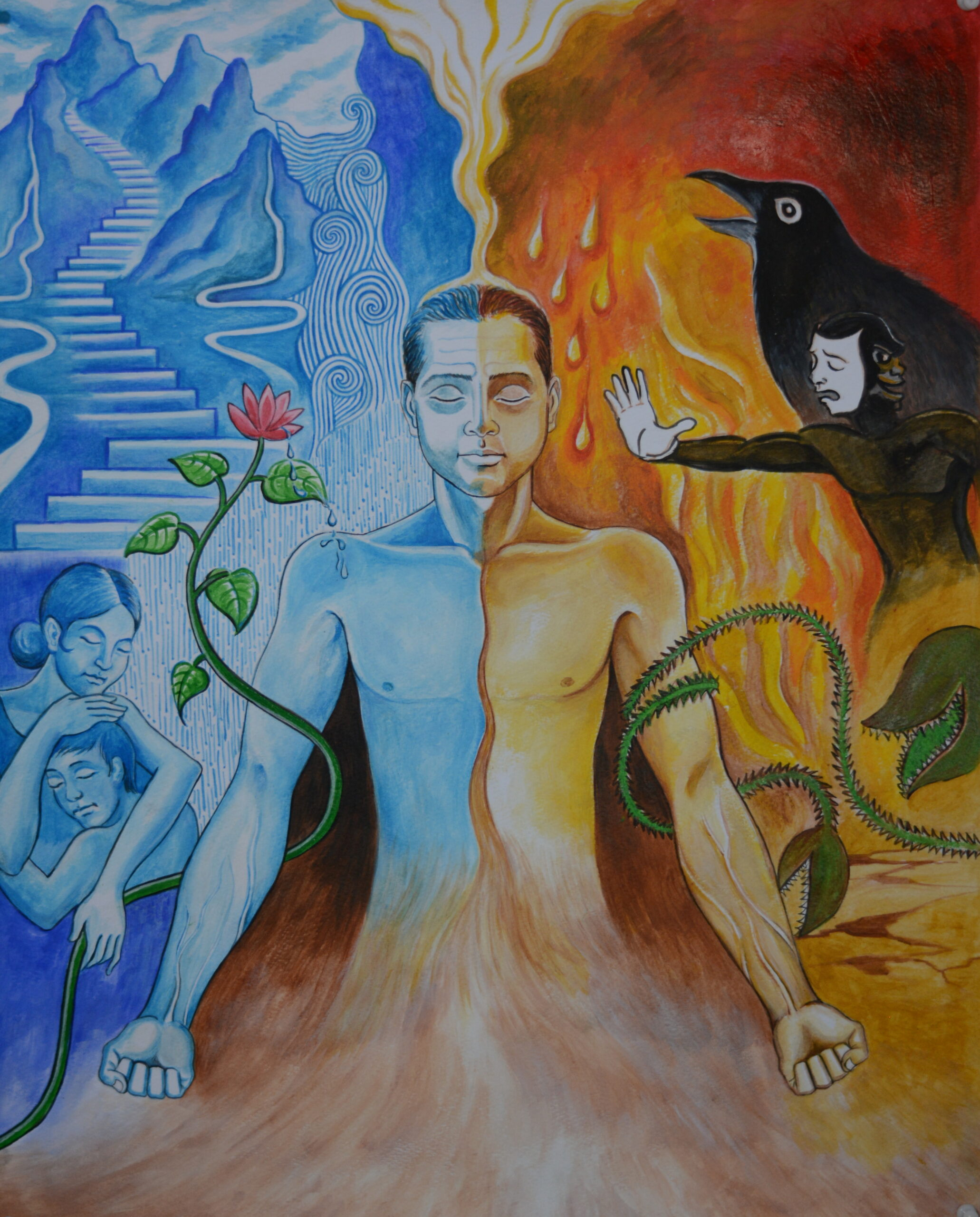 Facing the death_J. M. Pramuditha Anuruddha Fernando