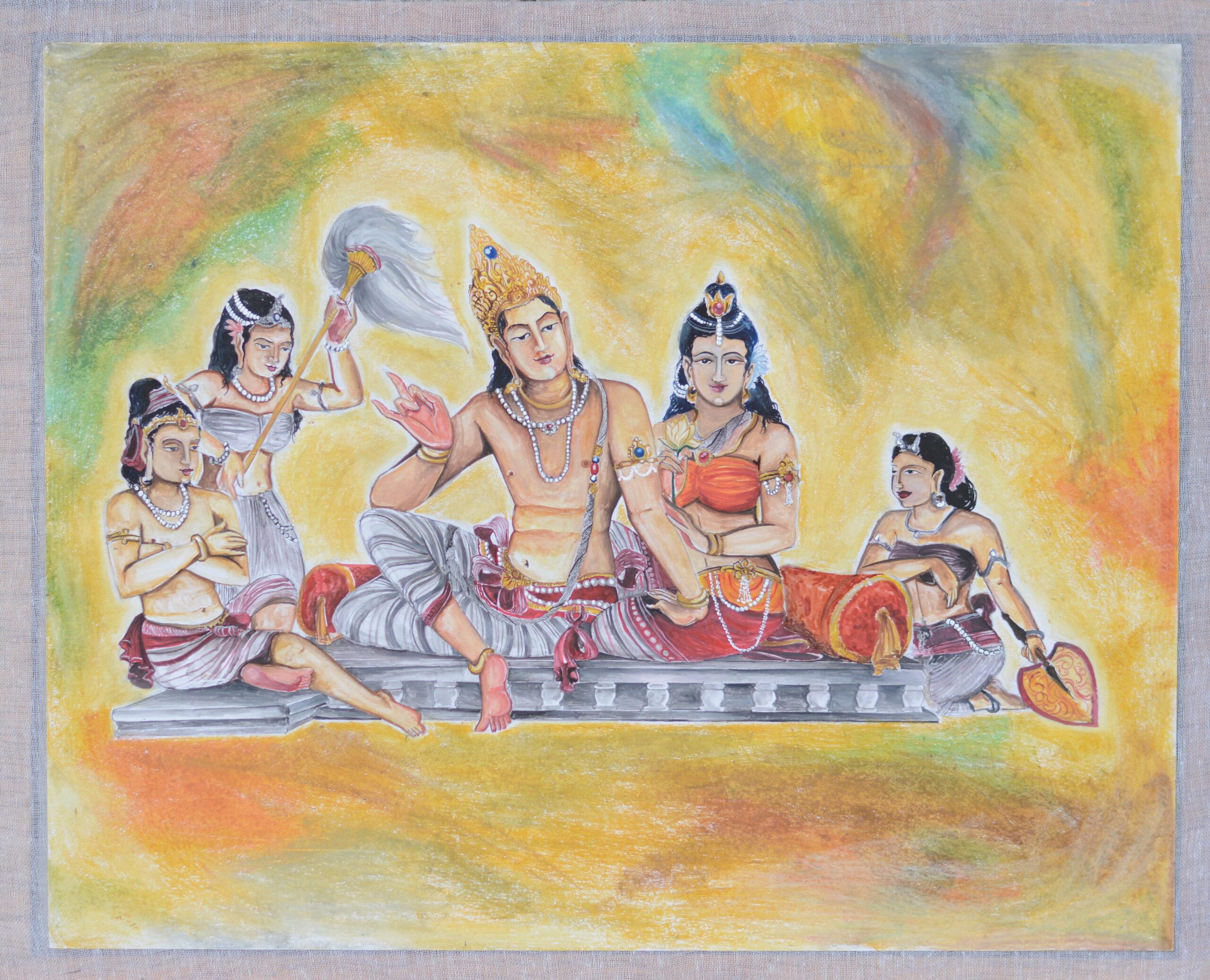 Isurumuniya Royal family_N.Sasankha Randima Nawarathne