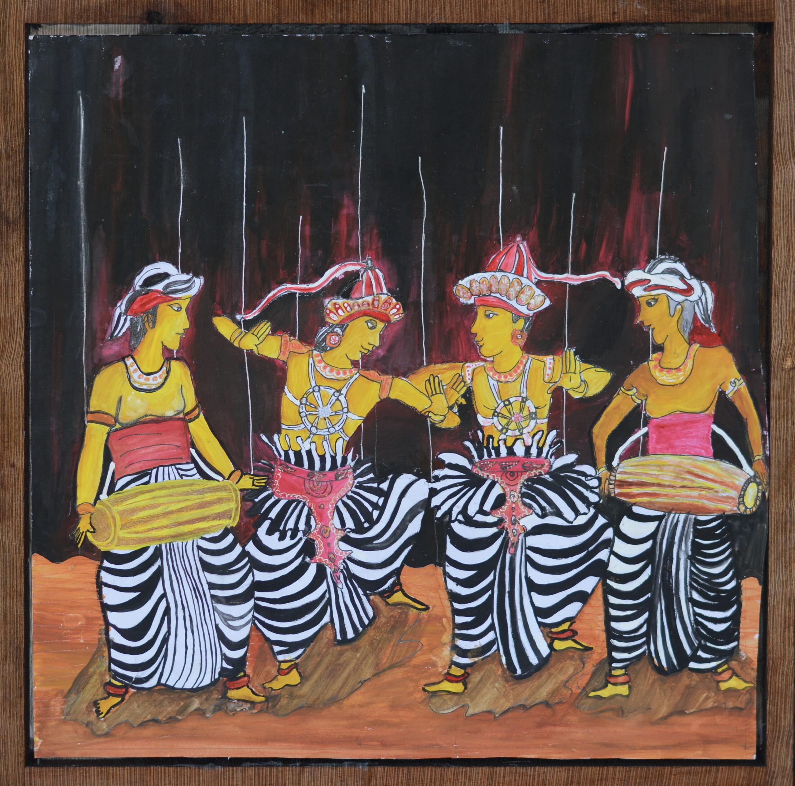 Kandyan dancers_Gagamini Upasara Samararathna