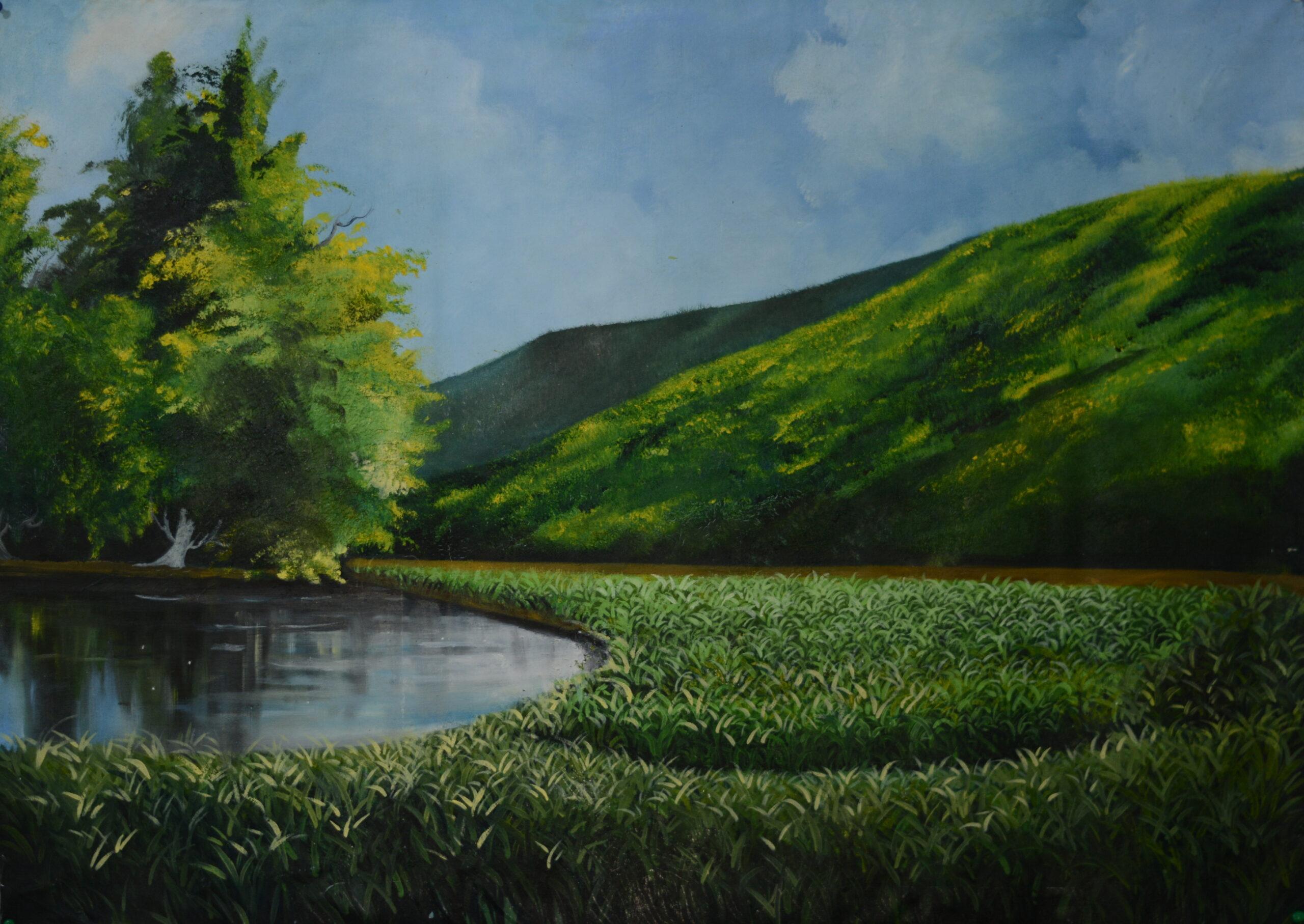 Landscape_G. Nayani Chathumali