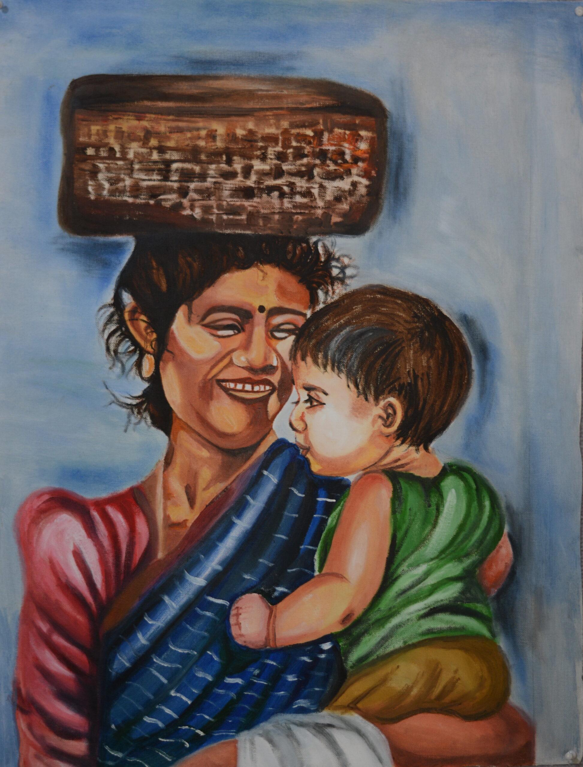 Mother's love_D. K. Nadeesha Dilshani Fernando