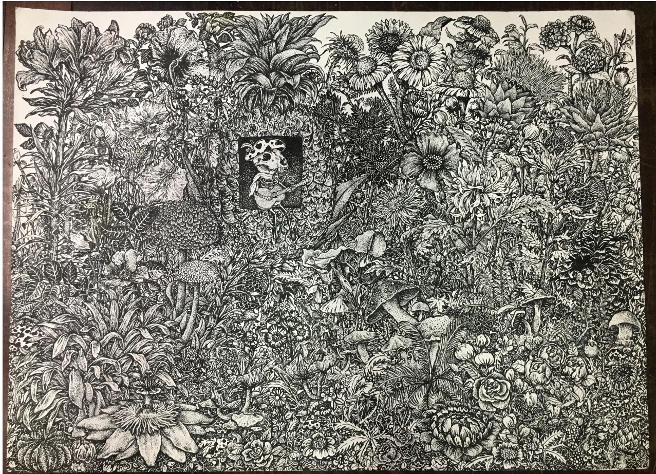 Flower's Garden_Sutas Chaisa-nguan