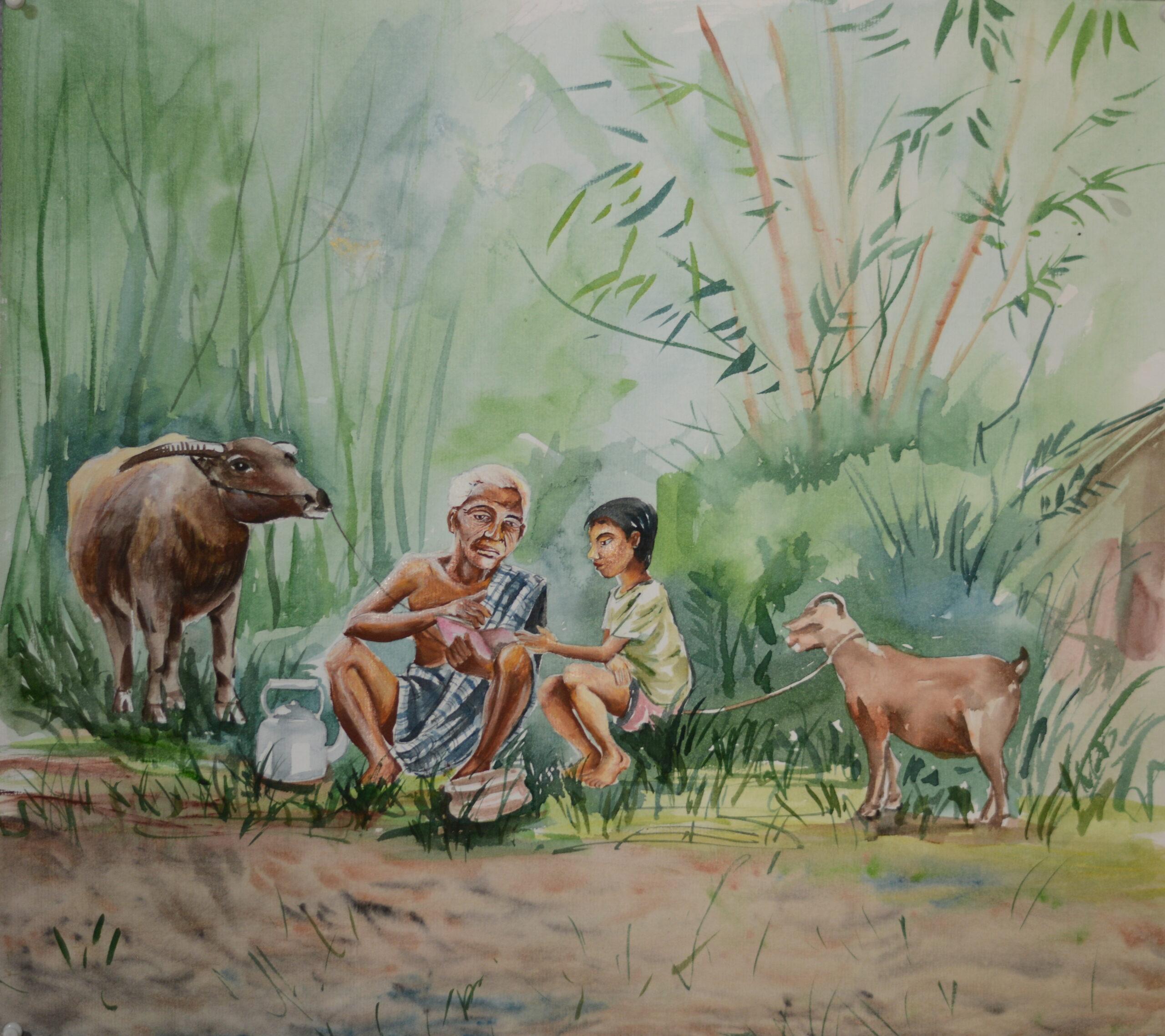 The importance of education_W. A. Lakshan Jayathunga
