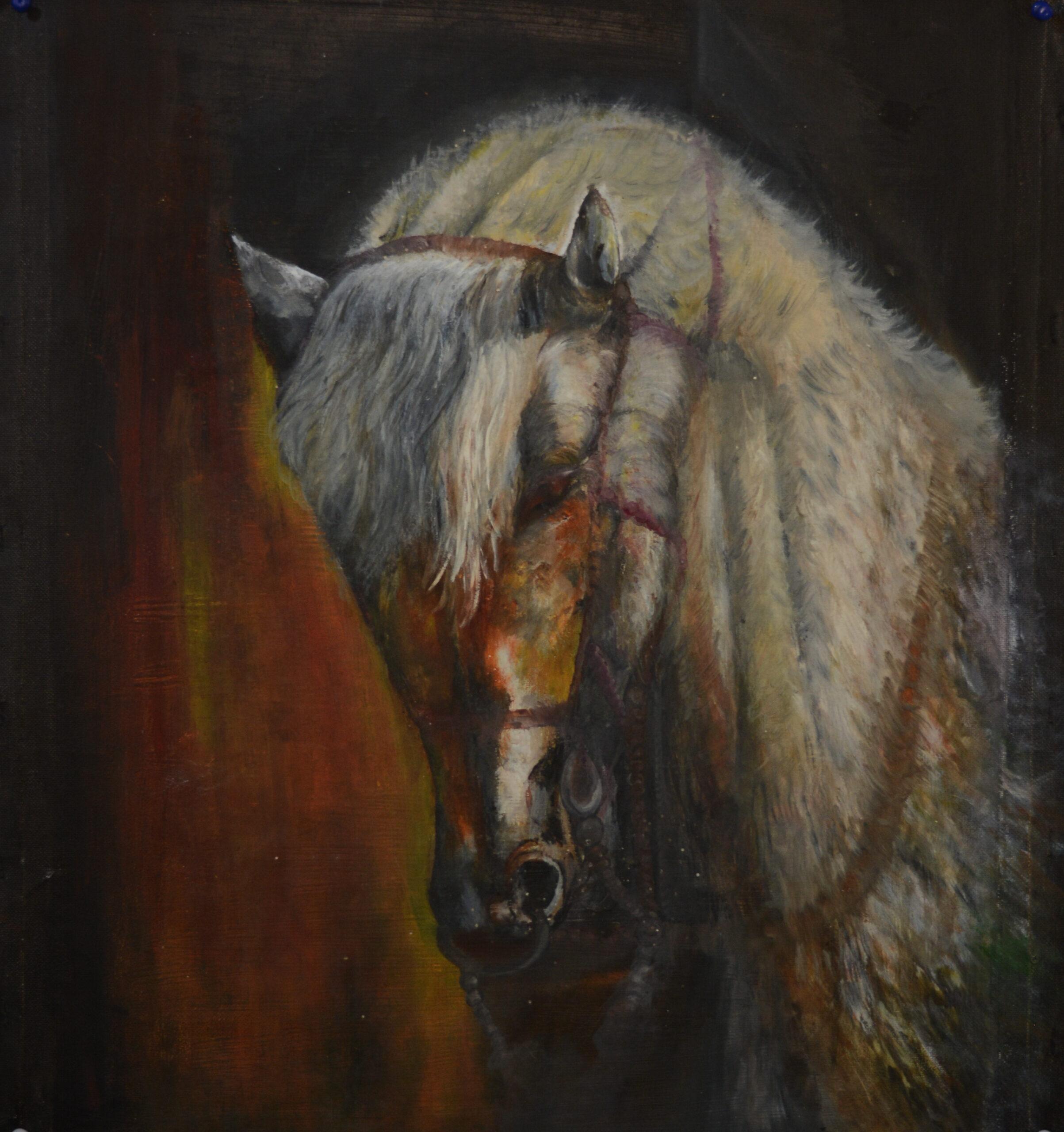 The sobbing horse_Gayathri Shashikala Dilhani Wijesinghe